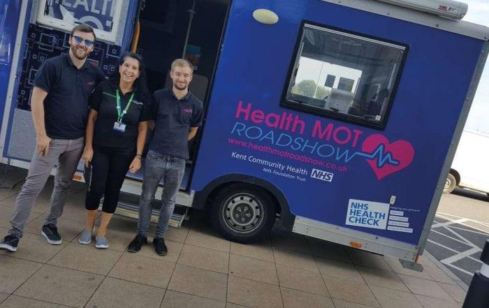 Health Roadshow Day Team