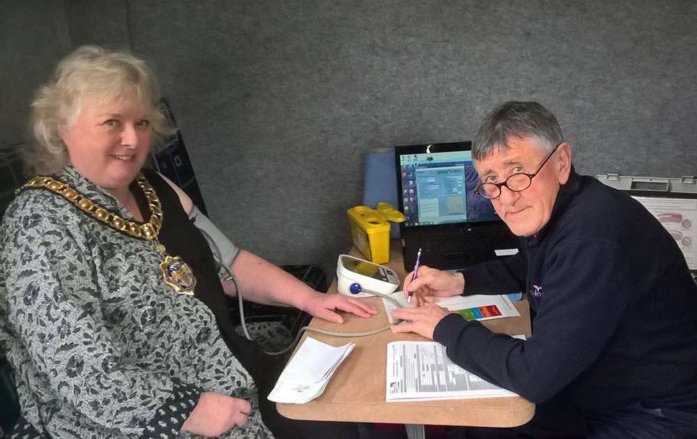 Mayor NHS Health Check