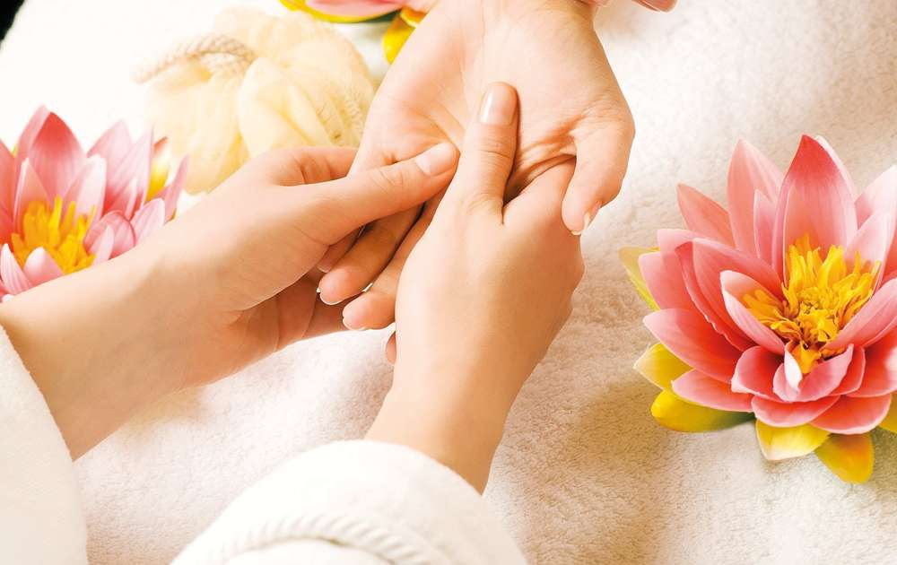 Relaxing Hand Care