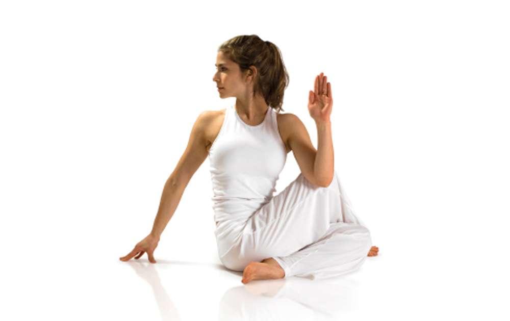 Female Yoga Instructor