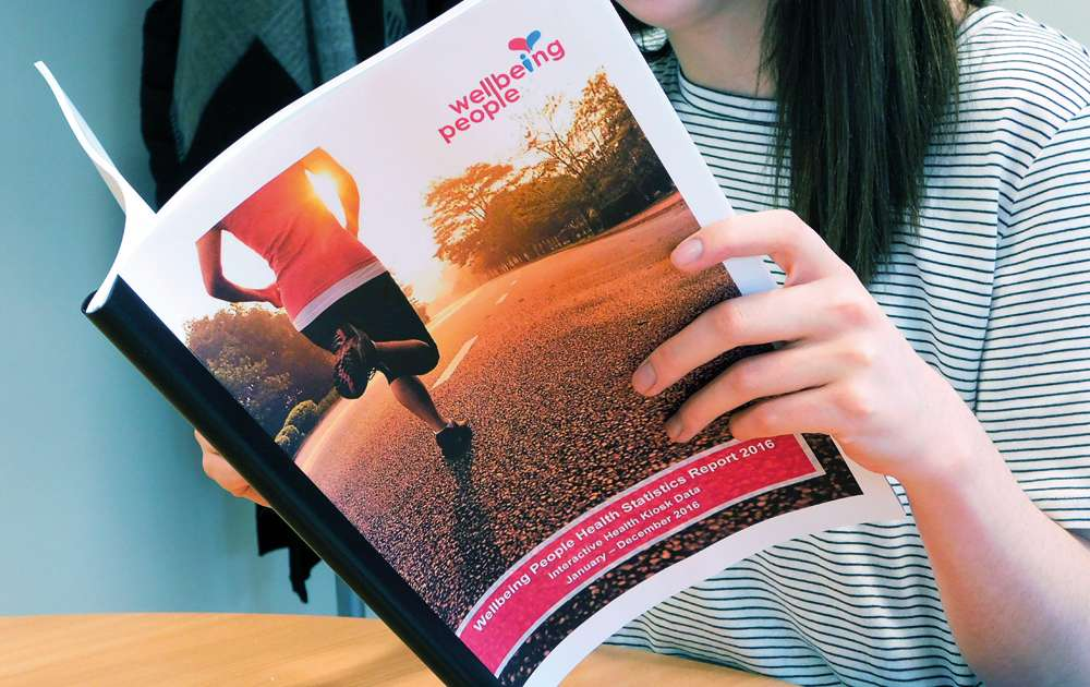 Employee Wellbeing Programme Report