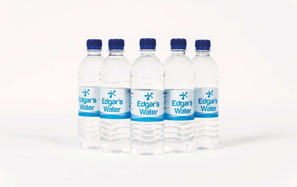 Edgars 500ml Water Bottles