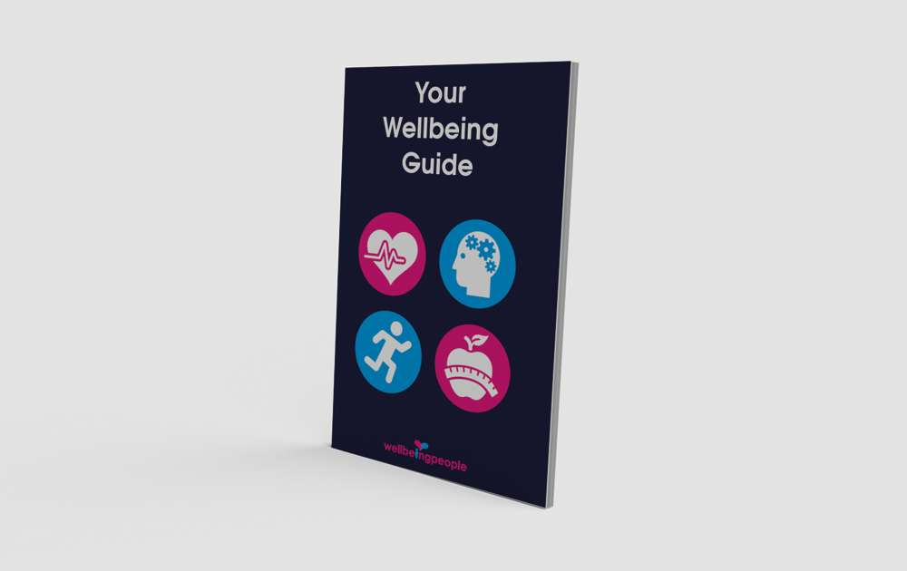 Your Wellbeing Guide Booklet