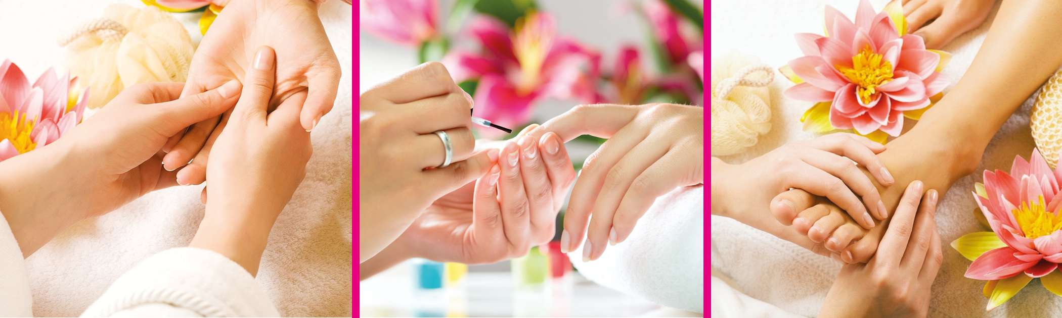 Nail And Foot Relaxing Care
