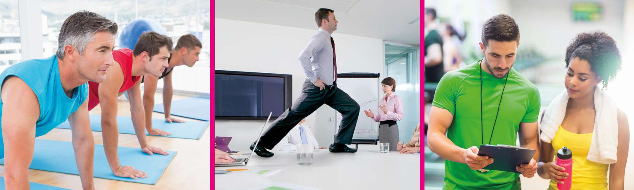 Office Health and Fitness Activities