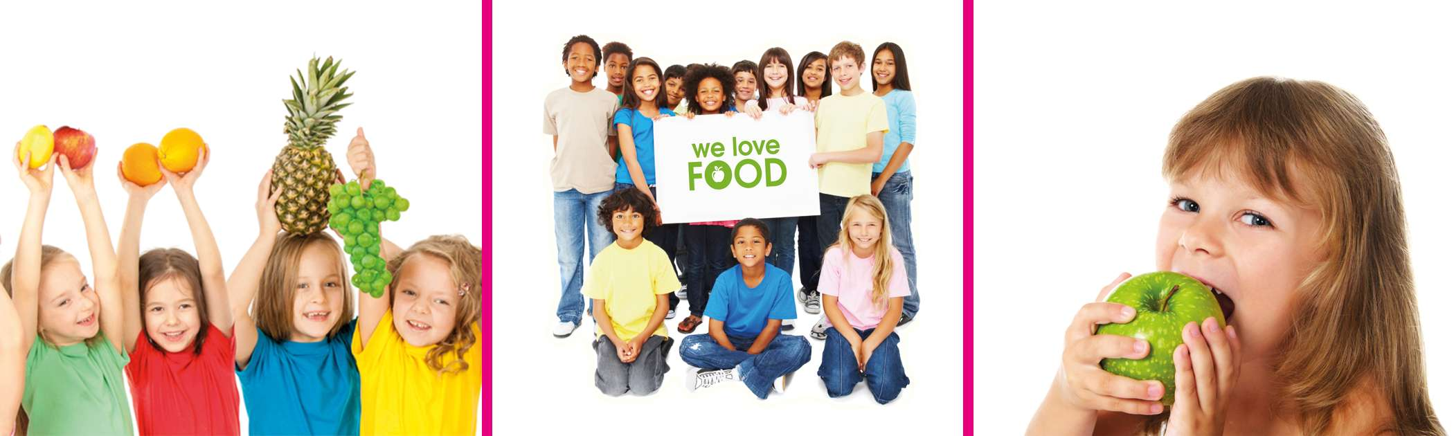 We Love Food Childrens Workshop