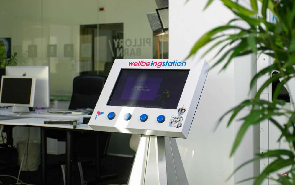 Wellbeing Station