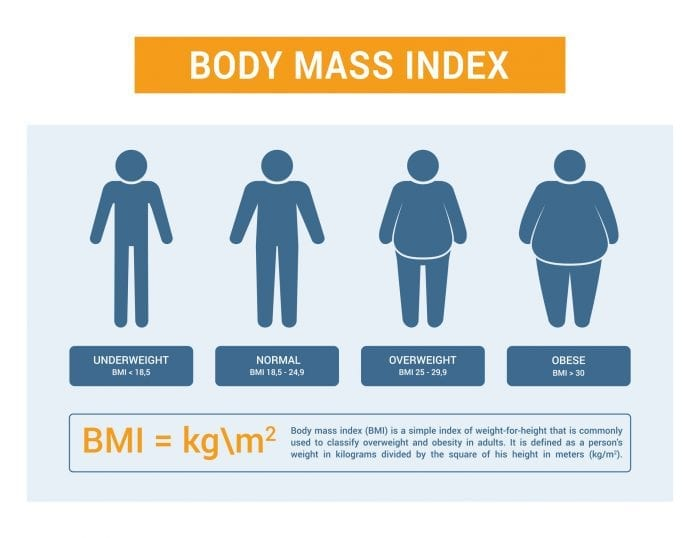 obese or overweight